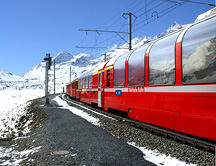 Bernina Express Engadine