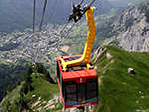 New Gemmi Cable Car