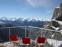 View From Deck Wildstrubel