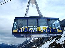 Glacier 3000 Cable Car