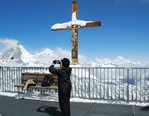 Klein Matterhorn View Platform