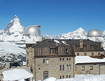 Gornergrat Kulm Hotel and Matterhorn View