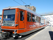 Germnergrat Railway Kulm Statio