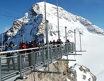 Jungfraujoh Sphinnx Observation Platform