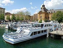 Idee Swiss Neuchatel Cruise Dock