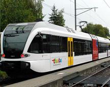 Thurbo Regional Lake Constance Train