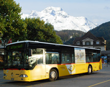 Palm Express Post Bus St Moritz