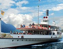 Wilhelm Tell Express Paddle Steamer